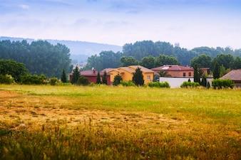 Rural view. Catalonia, Spain