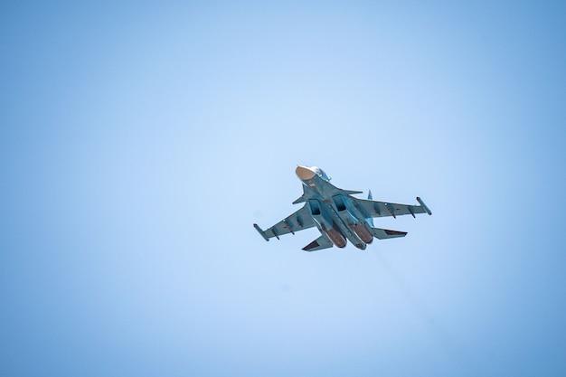ロシアのハバロフスクは、勝利を記念して最前線の戦闘爆撃機パレードを行う可能性があります勝利の日を記念して軍事空中パレード