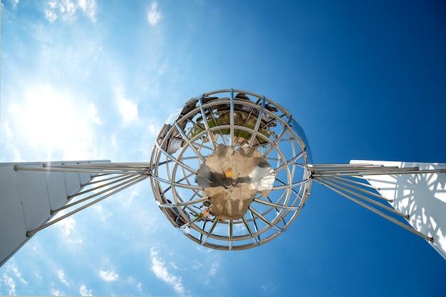 ロシア、ソチ-2021年6月18日:ソチオリンピック公園。