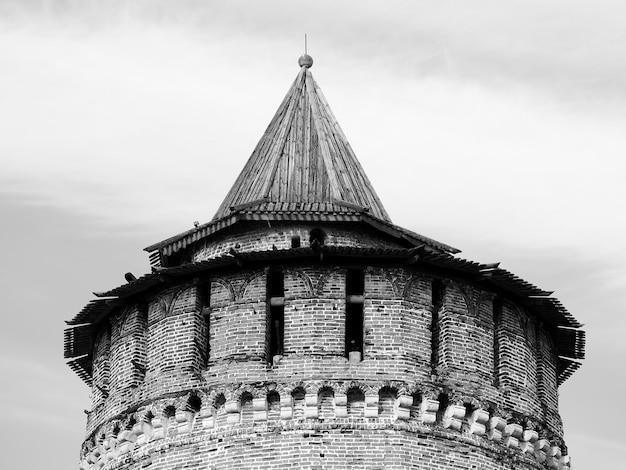 ロシアの天守閣建築の手がかり