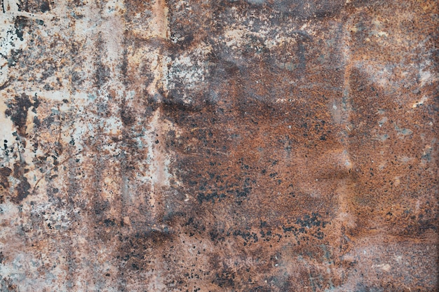Rust metal texture grunge rustic background for the design backdrop in concept decorative objects