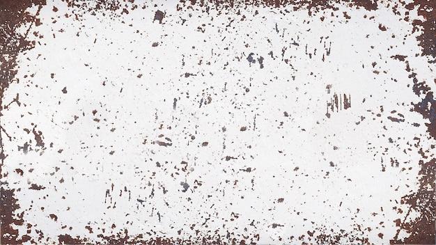 金属の錆古い鉄の腐食性錆プレゼンテーションのイラストとして使用