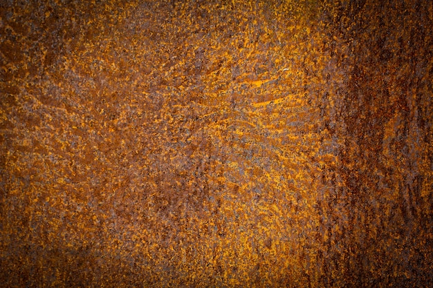 Rust on steel plate. rust background.