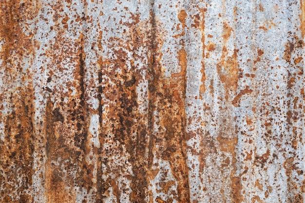 녹 텍스처입니다. 오래된 금속 표면