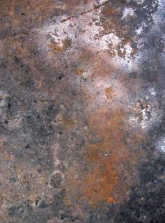 Ржавчины текстуры, окисленные
