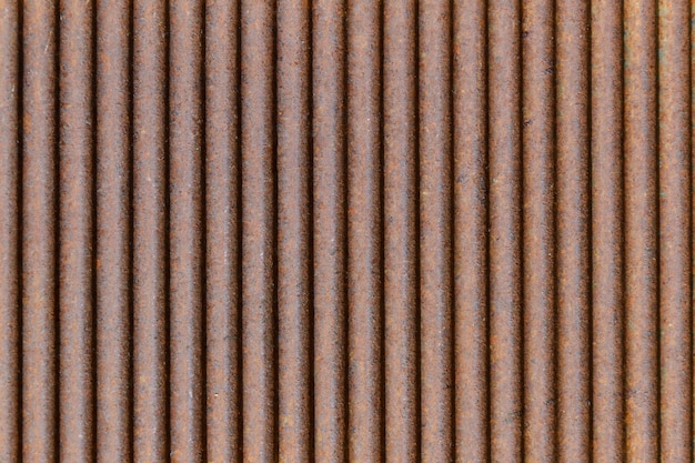 Rusted galvanized iron plate background