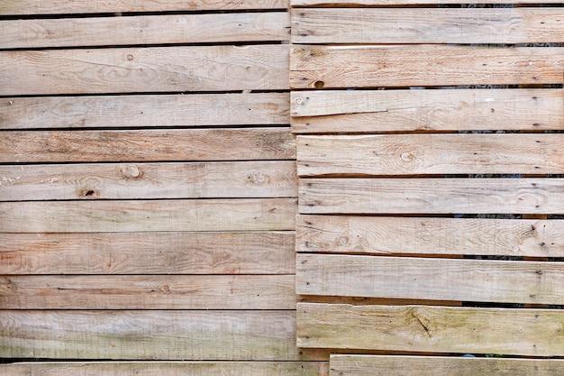 Старые деревянные доски в деревенском стиле