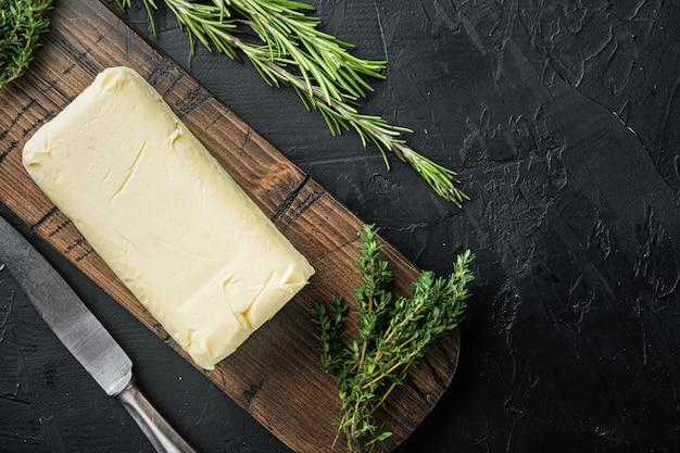 소박한 농가에서 영감을 얻은 신선한 버터