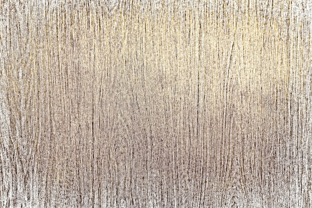 Rustic gold painted wooden textured background