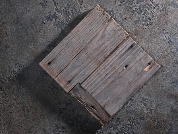 Rustic kitchen board