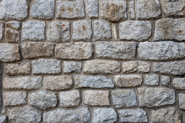 Rustic stone wallsthe texture of stone walluse for web design and wallpaper background