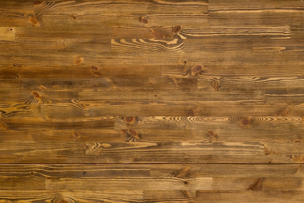 Rustic weathered brown wood background