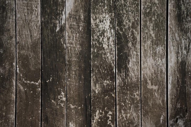 Rustic weathered wooden surface with a copy space