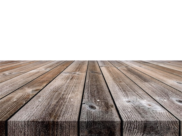 Rustic wooden brown plank striped texture background
