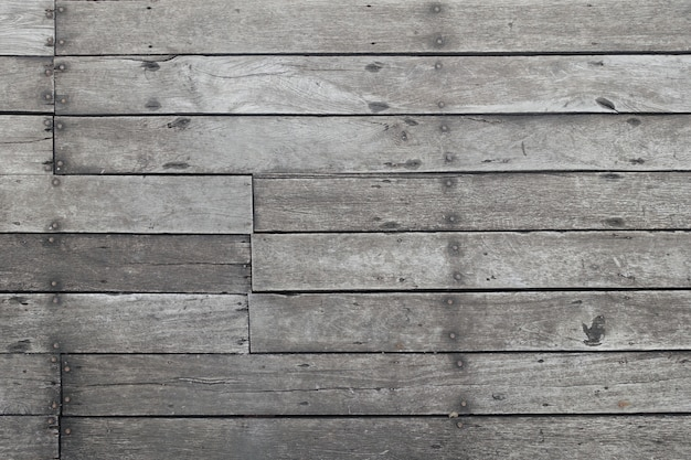 Rustic wooden texture wall background