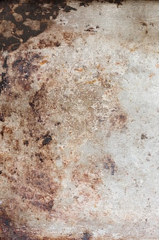 Rusty copy space slate background