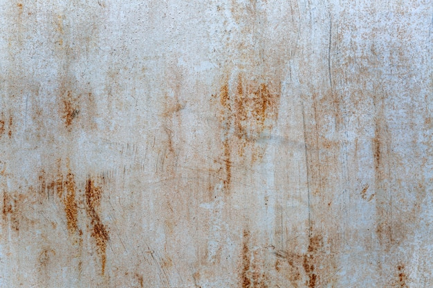 Rusty iron surface. background.