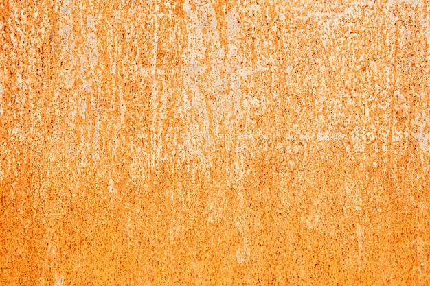 Rusty metal plate texture