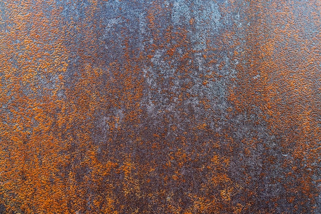 Rusty metal texture. metal surface. rusty background.