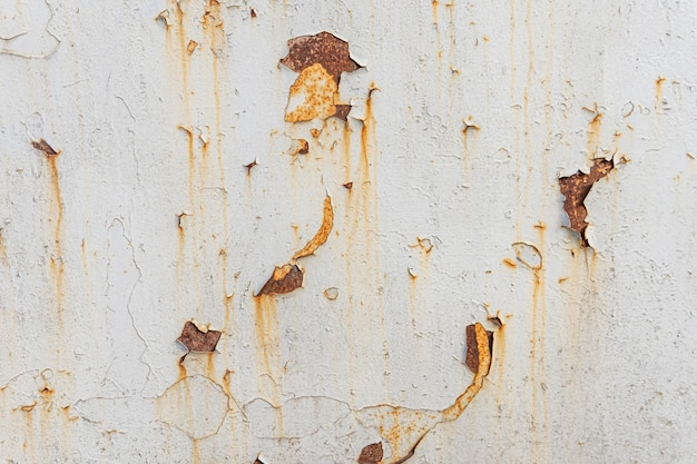 Rusty metallic texture background