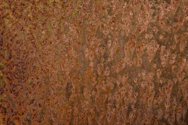 Rusty metallic texture wallpaper