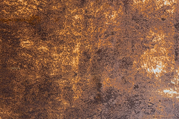 Rusty metallic textured wallpaper Free Photo
