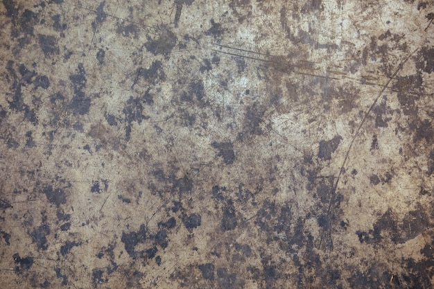 Rusty plate texture