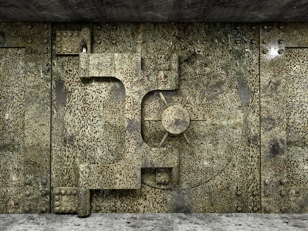 Rusty vault