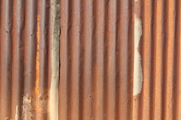 Rusty zinc background. rusty metal surface.