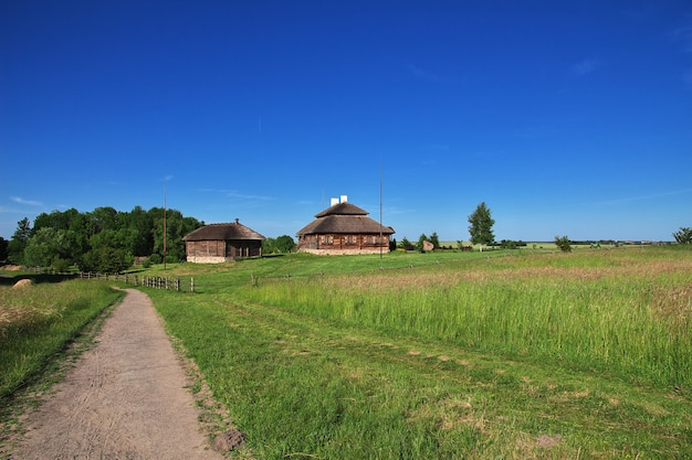 Ruzhany village in belarus country