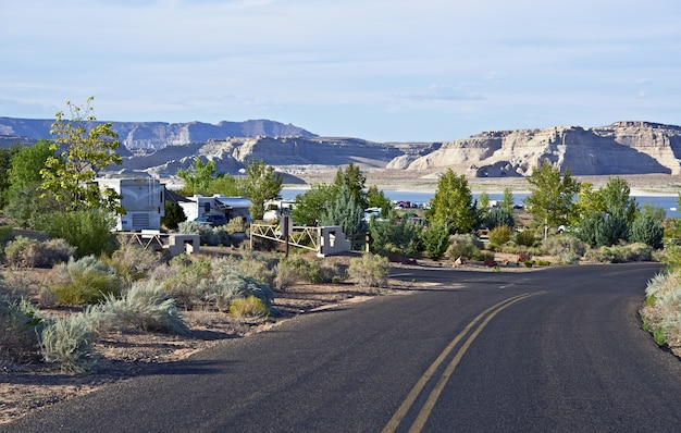 Rv park in arizona