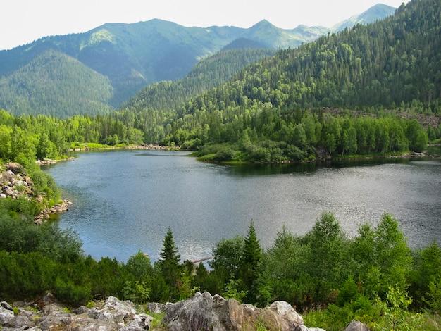 Sable lake, khamar-daban