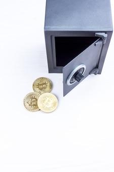 Safe and bitcoin