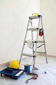 Strumenti di sicurezza per lavori di verniciatura