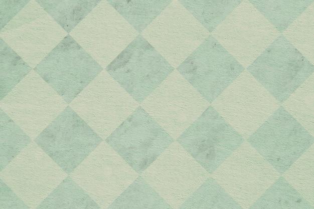 샐비어 녹색 체스 무늬 배경
