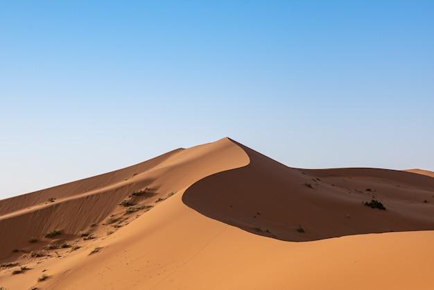 Sahara desert in marrakech, morocco