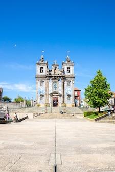 Saint ildefonso church porto