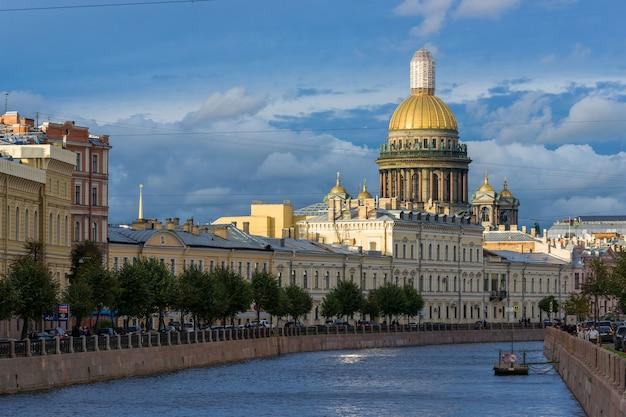 サンクトペテルブルクの聖イサアク大聖堂