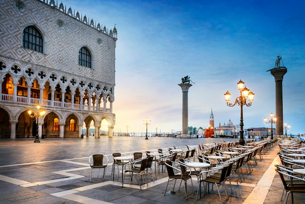 Saint mark square venice