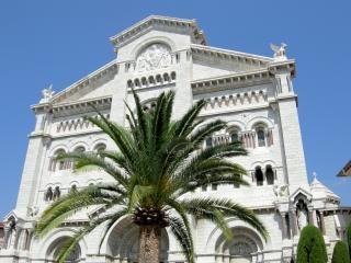 Saint nicholas cathedral  monaco