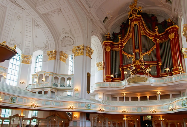 Saint peter's church in hamburg