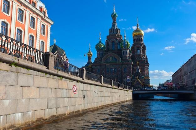 Санкт-петербург. церковь спасителя на крови