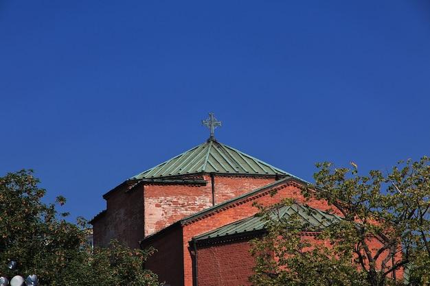 Saint sofia church in sofia, bulgaria