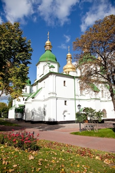 Saint sophia cathedral in kiev, ukraine