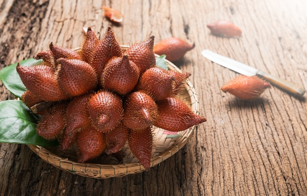 Salacca fruit