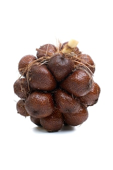Salak pondoh is one of the zalacca cultivars that is widely grown in the sleman regency, yogyakarta special region