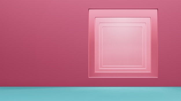 Продажа фона отображения 3d визуализации.