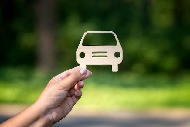 Продажа или покупка автомобиля Premium Фотографии