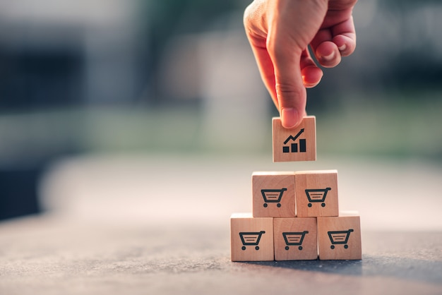 Увеличение объема продаж способствует росту бизнеса