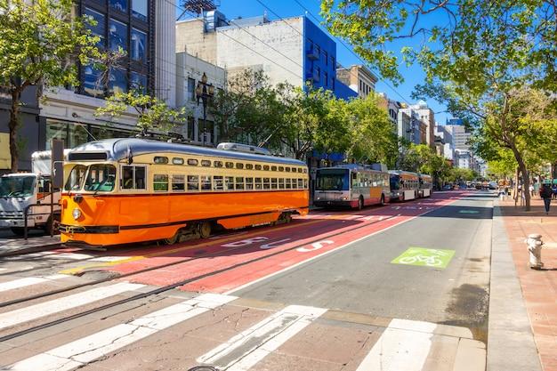 샌프란시스코 시내 거리